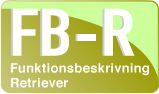 Funktionsbeskrivning Retriever FB-R